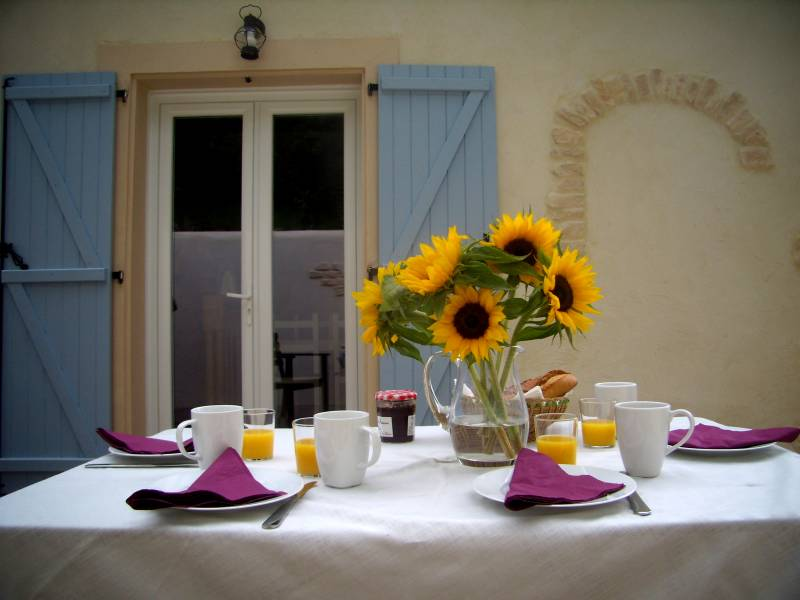 Self catering for 4 in Langedoc
