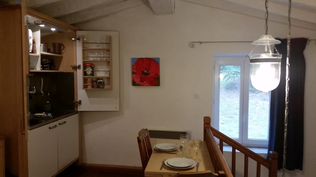 Self catering for 2 near Carcassone