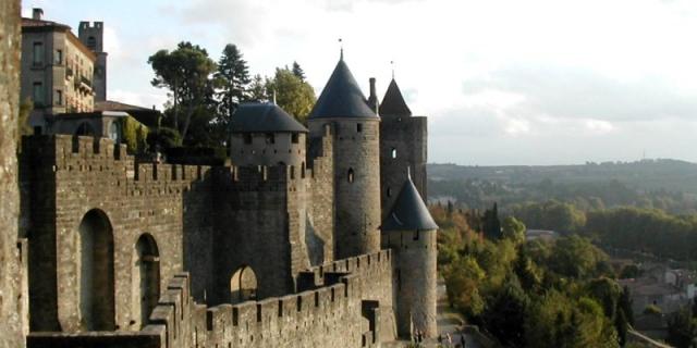 Gite near La Cité Carcassonne